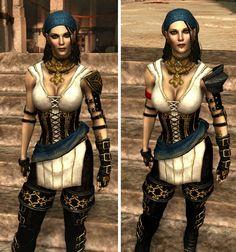 моды на Dragon Age 2 скачать - фото 6
