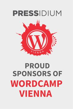 Pressidium are proud to announce that we're sponsoring the first WordCamp Vienna! Click through to see how you can win a ticket!