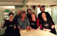 A happy Mill Team! #Millteam #whitchurchsilkmill #hampshire #rivertest #friendsofthemill