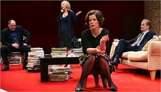 Yasmina Reza's Living Room Rumble, at Bernard Jacobs Theater - NYTimes.com
