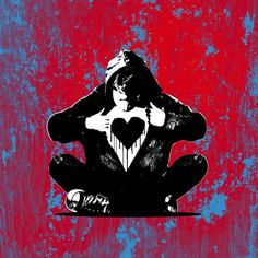 """""""This is the artwork for jet black heart. I really like this character from the NBS as the lyrics to this song mean a lot to me and I think I'm a lot like…"""""""