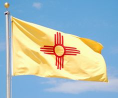 State Flag - New Mexico
