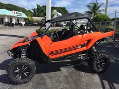 New 2016 Yamaha YXZ1000R Blaze Orange/Black ATVs For Sale in Florida. 2016 Yamaha YXZ1000R Blaze Orange/Black, 0% financing for 24 months*<br /> <br /> New 2016 Yamaha YXZ1000R Clearance<br><br>0%APR financing for 24 months with approved credit. Sale price includes all rebates & incentives.<br><br>Riva Motorsports & Marine of the Keys<br>Financing Available Trade-Ins Welcome<br><br>THE WORLD'S FIRST PURE SPORT SIDE BY SIDE<br>The all-new YXZ1000R. A sport 3-clyinder engine and class-defining…