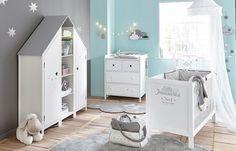 Chambre bébé, lit et commode bébé, armoire bébé | Maisons du Monde