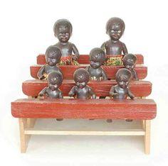 Antique Dolls' school