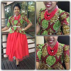 True african lady ~African fashion, Ankara, kitenge, African women dresses, African prints, Braids, Nigerian wedding, Ghanaian fashion, African wedding ~DKK