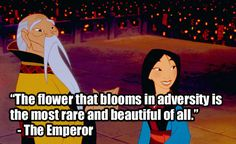 Mulan (1998) | 22 Of The Most Powerful Quotes Of Our Time