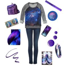 All Things Galaxy love this outfit plus other stuff cut