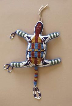 A Cheyenne amulet, or charm