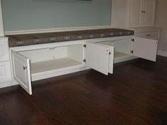 Bench Dining #4   Built In Bench Seat With Storage | Home Design Ideas