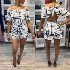 7dd302efc7df CbuCyi New Vogue Women Denim Playsuits Salopette Straps Cotton Short ...