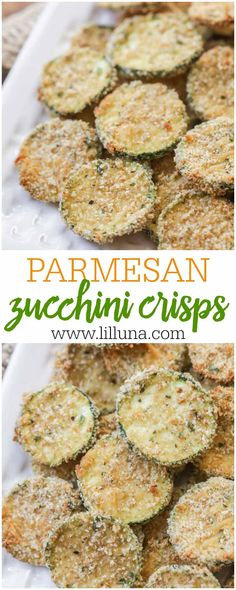 Simple and delicious Baked Zucchini Chips. These bite-sized veggies taste amazing and are a, Simple and delicious Baked Zucchini Chips. These bite-sized veggies taste amazing and are a, Zucchini Pommes, Parmesan Zucchini Chips, Bake Zucchini, Zuchinni Chips, Vegan Zucchini, Dehydrated Zucchini Chips, Squash Chips, Cooking Zucchini, Zucchini Lasagna