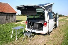 Campingbus, Camping Van, Minicamper, Campingausbau  - Neuheiten & Klassiker - Informationen über die kompakten Camper
