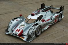 2013 Audi R18 e-tron quattro with OZ Racing Wheels! #OZRACING