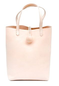 Minimalist North-South Tote - LEIF