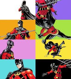 Tim Drake Batwoman, Nightwing, Batgirl, Tim Drake Red Robin, Robin Dc, Bat Pics, Young Justice Comic, Timothy Drake, Drake Wallpapers