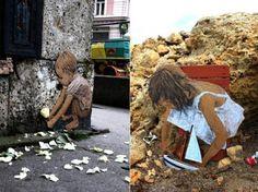 street art 20 Street art savvy (32 photos)