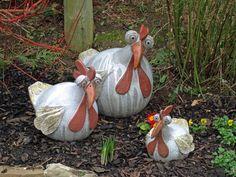 Gartenkeramik - keramik gleichauf