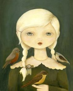 'Ava' by Emily Winfield Martin