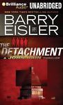 The Detachment Barry Eisler 2011 Unabridged Compact Disc CD John Rain Bonus Tips
