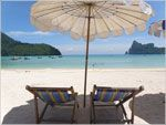 phi phi twinpalms bungalows / phi phi don / $27 a night -includes breakfast