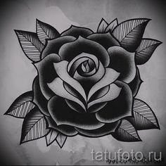 тату трад черный цветок: 23 тыс изображений найдено в Яндекс.Картинках
