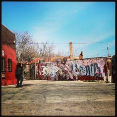 North Philly #streetart #graffiti #art #kab