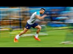 How To Increase Speed & Get Faster ★ CR7 & Bale Speed Training Tutorial - YouTube
