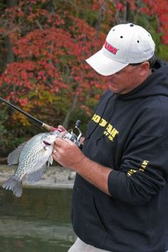 Fall crappie fishing can be tricky, but knowing what to do when times get tough will set you apart. Here's ten tips that are sure to increase your catch.