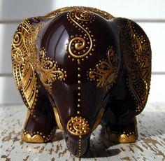 Chocolate Elephant