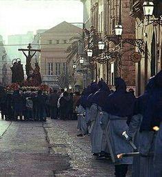 Good Friday procession, Trapani, Sicily