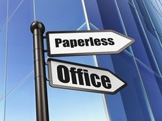 The paperless office can be just in reach when one keeps conscious of his or her paper use in a home or office  http://www.papersave.com/blog/bid/208705/Creating-a-paperless-office-with-perseverance  #Paperless #DocumentManagement