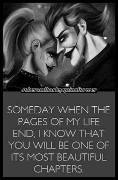 Joker Und Harley Quinn, Harley And Joker Love, Harley Quinn Tattoo, Der Joker, Joker Love Quotes, Dark Love Quotes, Badass Quotes, Me Quotes, Wild Quotes