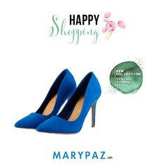 Happy Shopping by MARYPAZ   ¡ Nuestros stilettos disponibles en una amplia variedad de colores !  ¡ Disponible ya en tu tienda MARYPAZ más cercana y en marypaz.com !  #happyshopping #comprasfelices #shoesobssession #obsesionadaconloszapatos #obsesion #tendencias #locaporlamoda #springsummer #primaveraverano #SS16 #BFF #bestfashonablefriends #newcollection  Compra este STILETTO DE TACÓN aquí► http://www.marypaz.com/tienda-online/stiletto-de-punta-fina-58144.html?sku=73833-35
