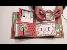 This is another mini I will be teaching in Steinbach MB Canada, at the Scrapbook Cottage. My classes are always lots of fun and you will learn many tips and ...