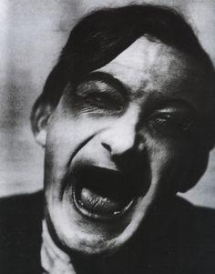 Walter Peterhans. Portrait of Andor Weininger, 1930. (Walter Peterhans, Bauhaus Master, 1929–1933.)