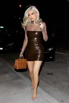Look do dia: Kylie Jenner