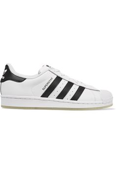 adidas Originals - Superstar Leather Sneakers - White