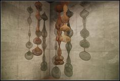 Ruth Asawa Sculptures, De Young Museum, San Francisco by CTG/SF, via Flickr