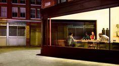 Ikea Edward Hopper Advert 2014