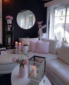 Elegance cozy living rooms, living room ideas, vintage shabby chic, decor s Glam Living Room, Living Room Decor Cozy, Home Decor Furniture, Home Decor Bedroom, Decor Room, Bedroom Furniture, Modern Furniture, Furniture Sets, Living Room Inspiration