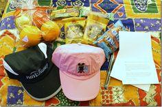 #rundisney Goodie Bag! #princesshalf #fitfluential via @thextramile
