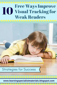 10 Free Ways to Improving Visual Tracking for Weak Readers Visual Motor Activities, Movement Activities, Visual Learning, Therapy Activities, Learning Support, Sensory Activities, Educational Activities, Natural Remedies For Arthritis, Natural Sleep Remedies