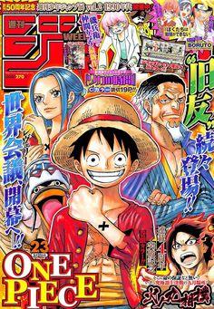 shonen jump one piece One Piece Manga, Boruto, Haikyuu, Magazine Wall, Magazine Covers, One Piece Chapter, Fan Anime, One Piece Images, Manga Books
