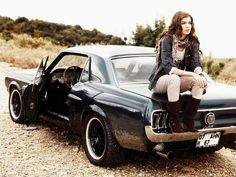 #Ford #Mustang - http://classiccars.com/listings/find/all-years/ford/mustang