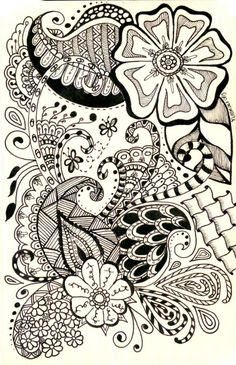 This is a really cool paisley design I came across. Unknown artist as far as I can tell but it's really cool and I wanted to pin it to share. :)