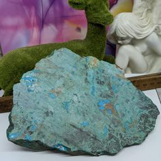 Australian Chrysocolla | Faceted Raw Chunk Crystals And Gemstones