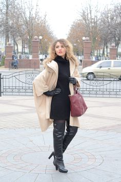 New Stylish Women Winter Over The Knee Boots Thin High Heels Boots Sexy 2019 Black Leather Gloves, High Leather Boots, High Heel Boots, Heeled Boots, High Heels, Sexy Boots, Black Boots, Womens Thigh High Boots, Long Gloves
