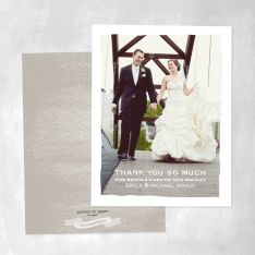 Romantic Thank You Cards