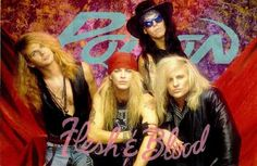 80s bands | Mistaken identity: 80s hair bands, such as Poison, are often what ...